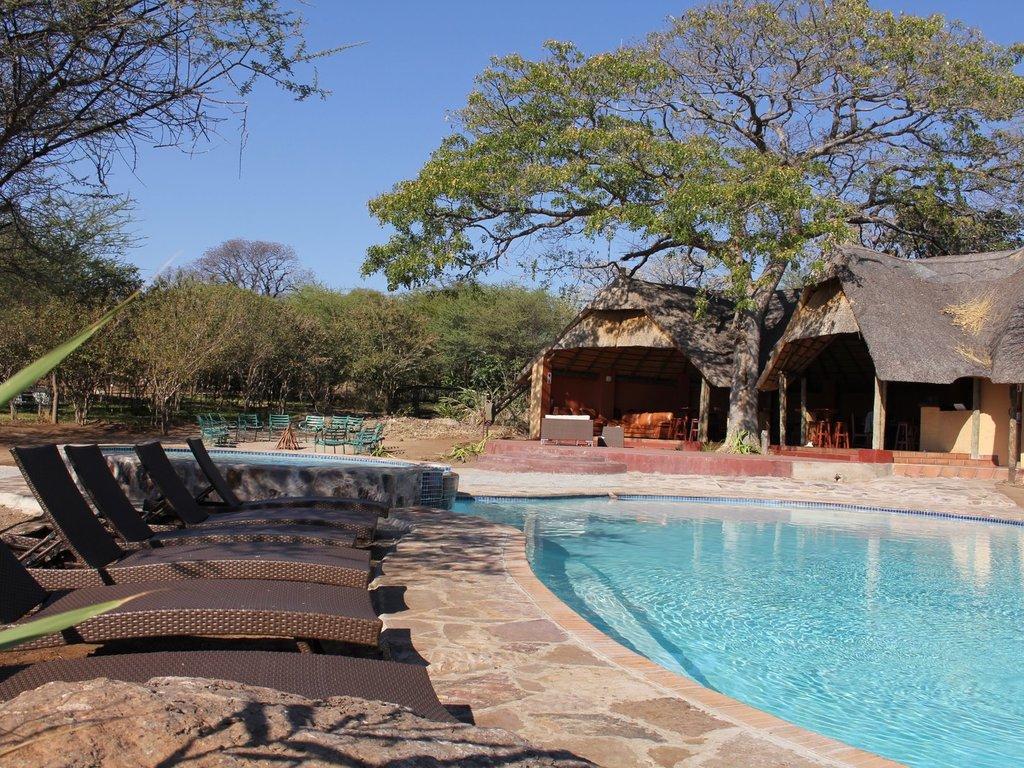Kwalape Safari Lodge *** in bei Kasane