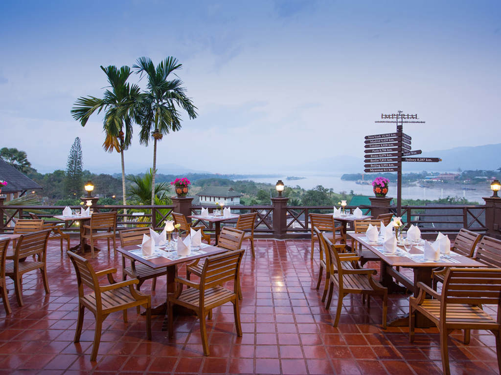 The Imperial Golden Triangle *** in Chiang Saen