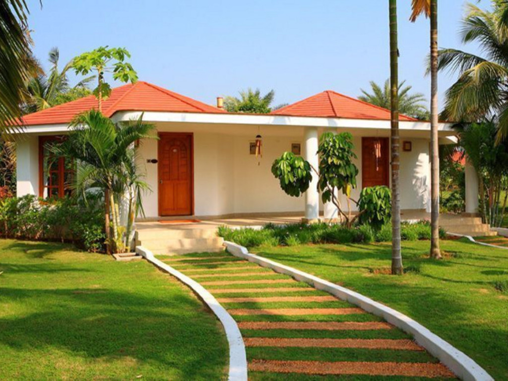 Chariot Beach Resort **** in Mahabalipuram
