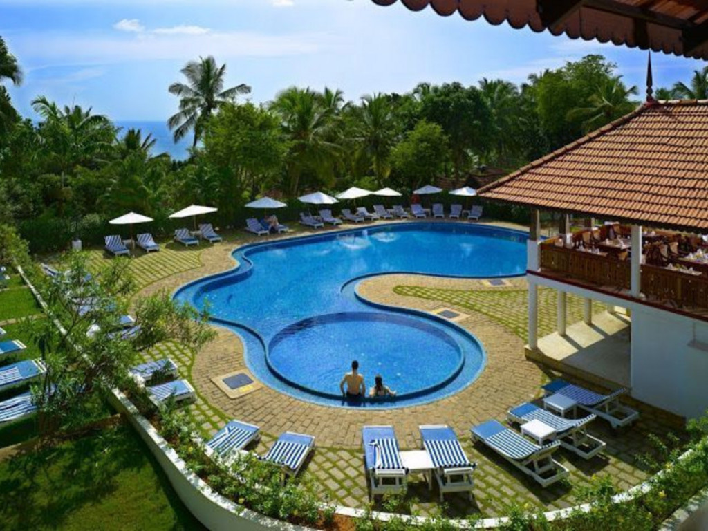 Travancore Heritage Resort ***(*) in Chowara