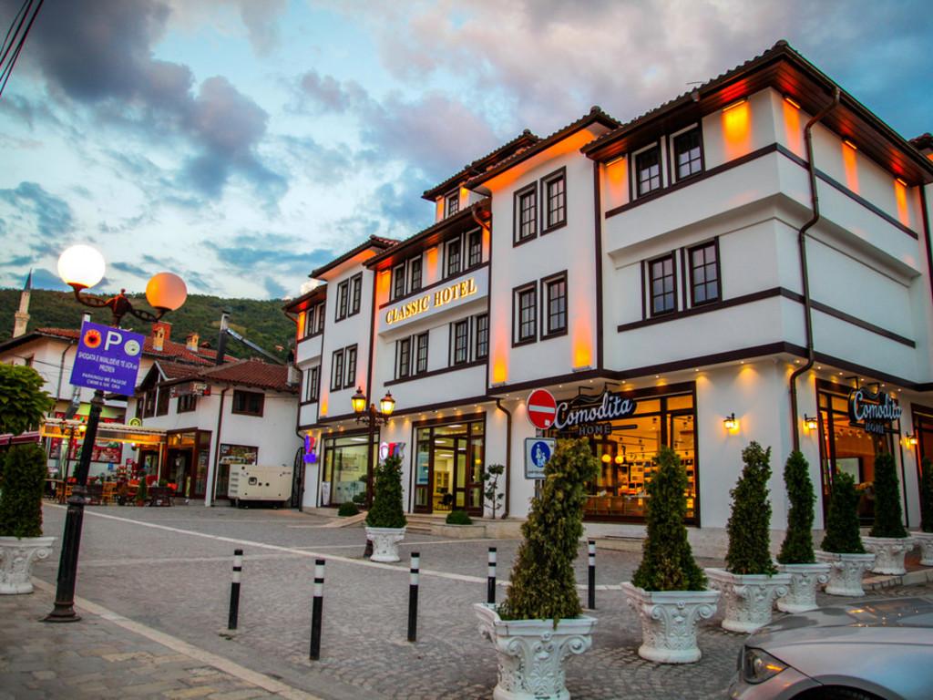 Classic **** in Prizren