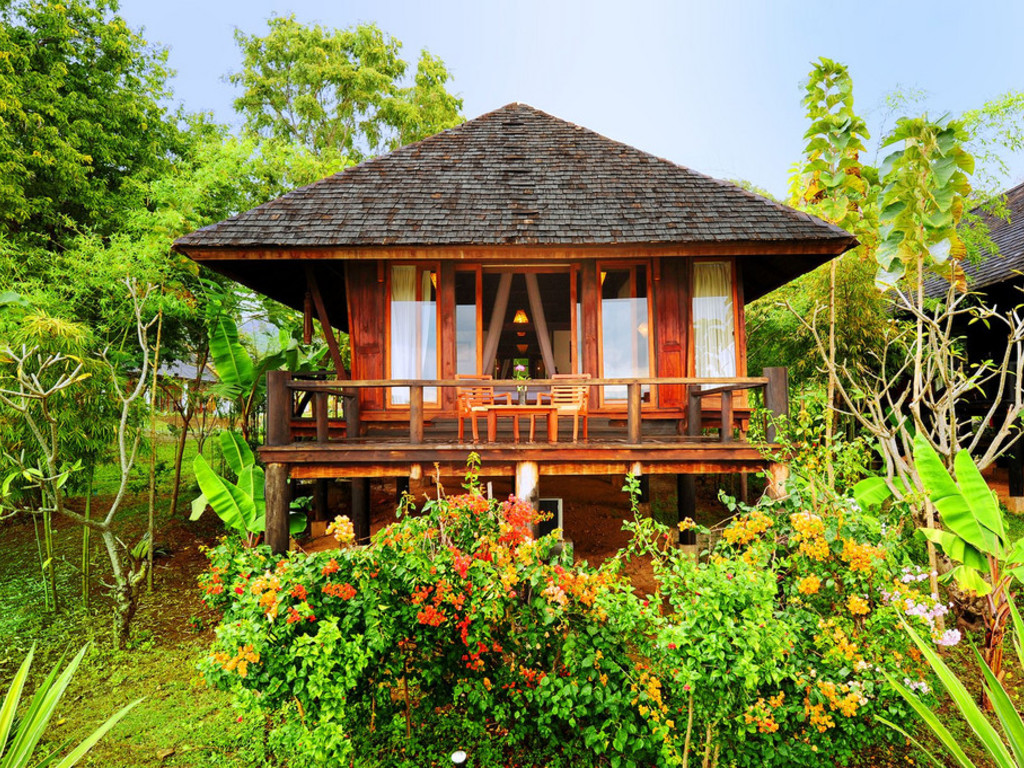 Villa Inle Resort **** am Inle-See