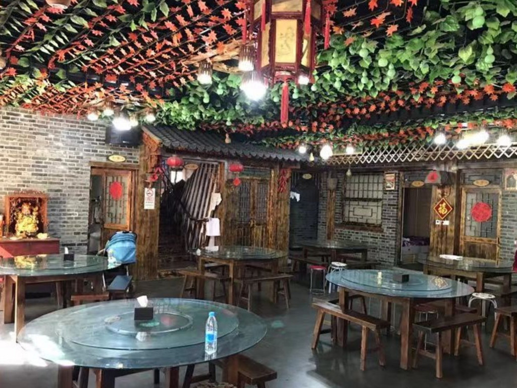 Yeshufang Guesthouse in Gubeikou