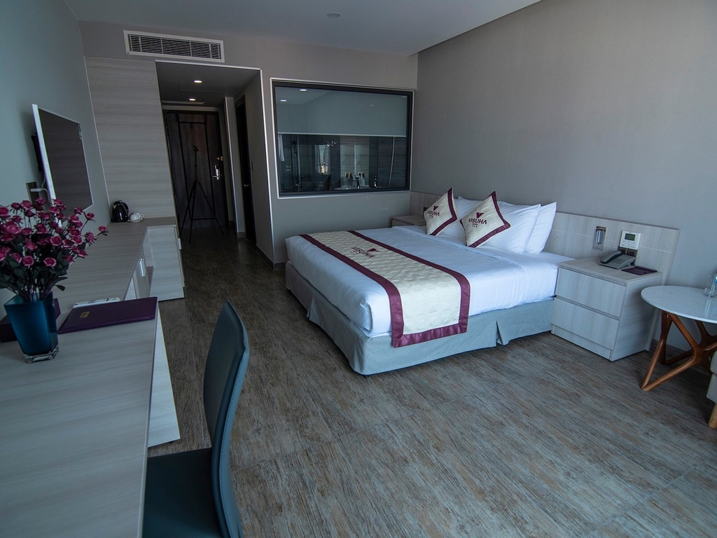 Hotel Visuha**(*) in Ha Tien