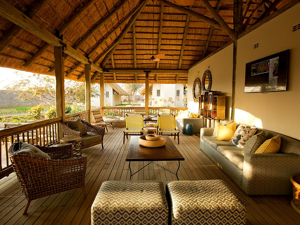 Shearwater Explorers Village *** in Victoria Falls