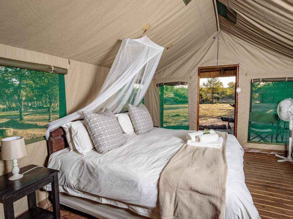Shindzela Tented Camp **** im Timbavati-Reservat