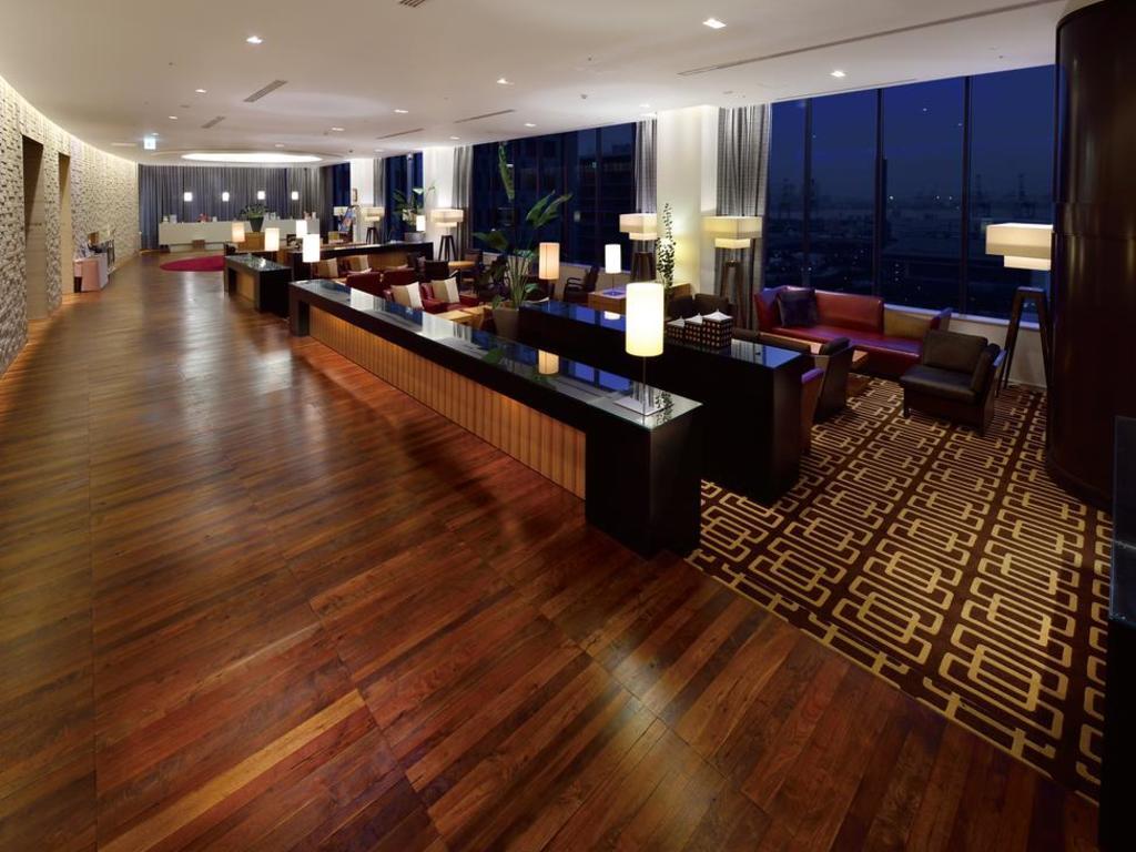 Hotel Sunroute Shinagawa Seaside*** in Tokyo