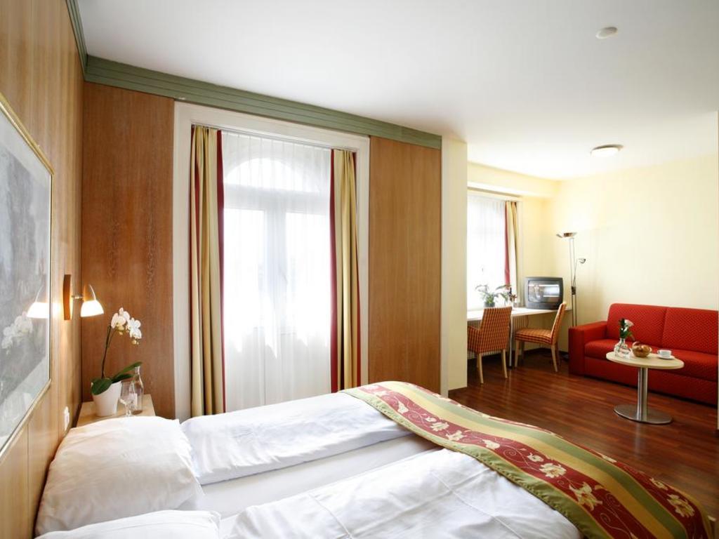 Hotel La Cruna *** in Sedrun