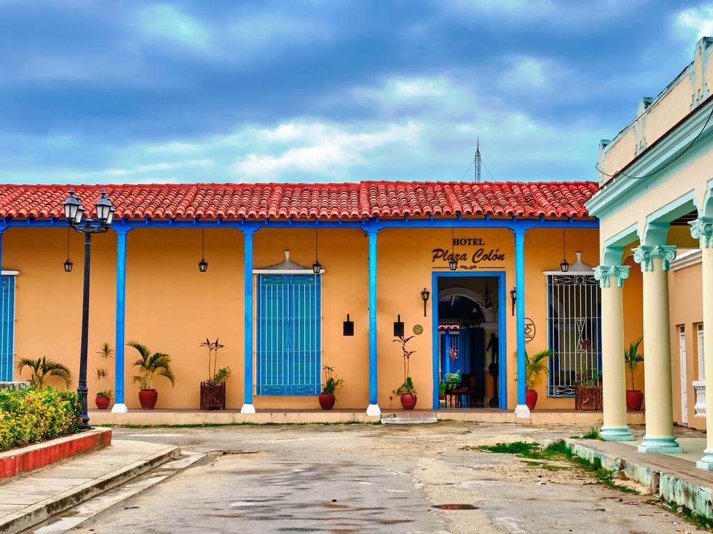 Hotel Plaza Colon*** in Gibara