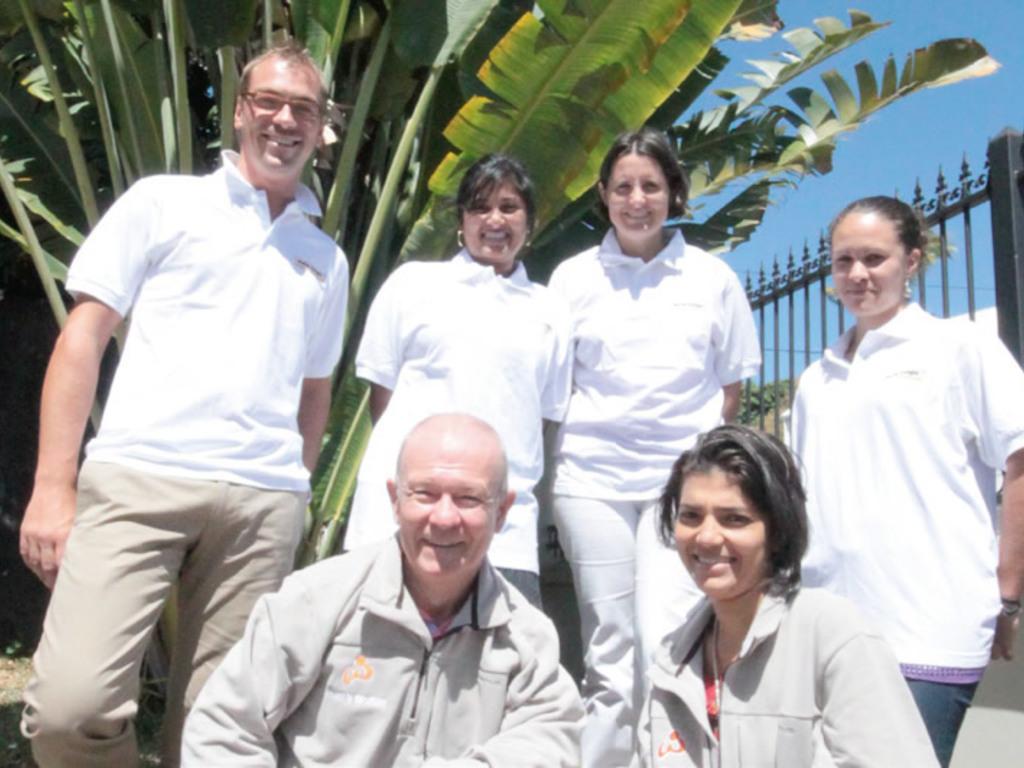 Unser Team in La Réunion