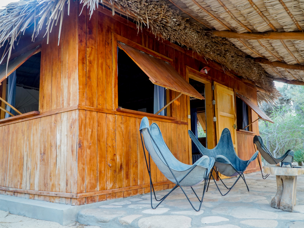 Hotel Safari Vezo *** in Anakao