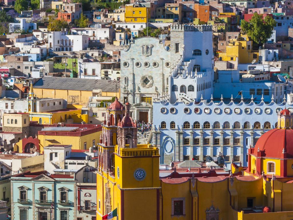 Mexiko-Stadt: ausführlicher dreistündiger Stadtrundgang