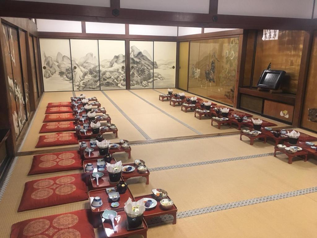 Tempelgästehaus auf dem Koya-san  in