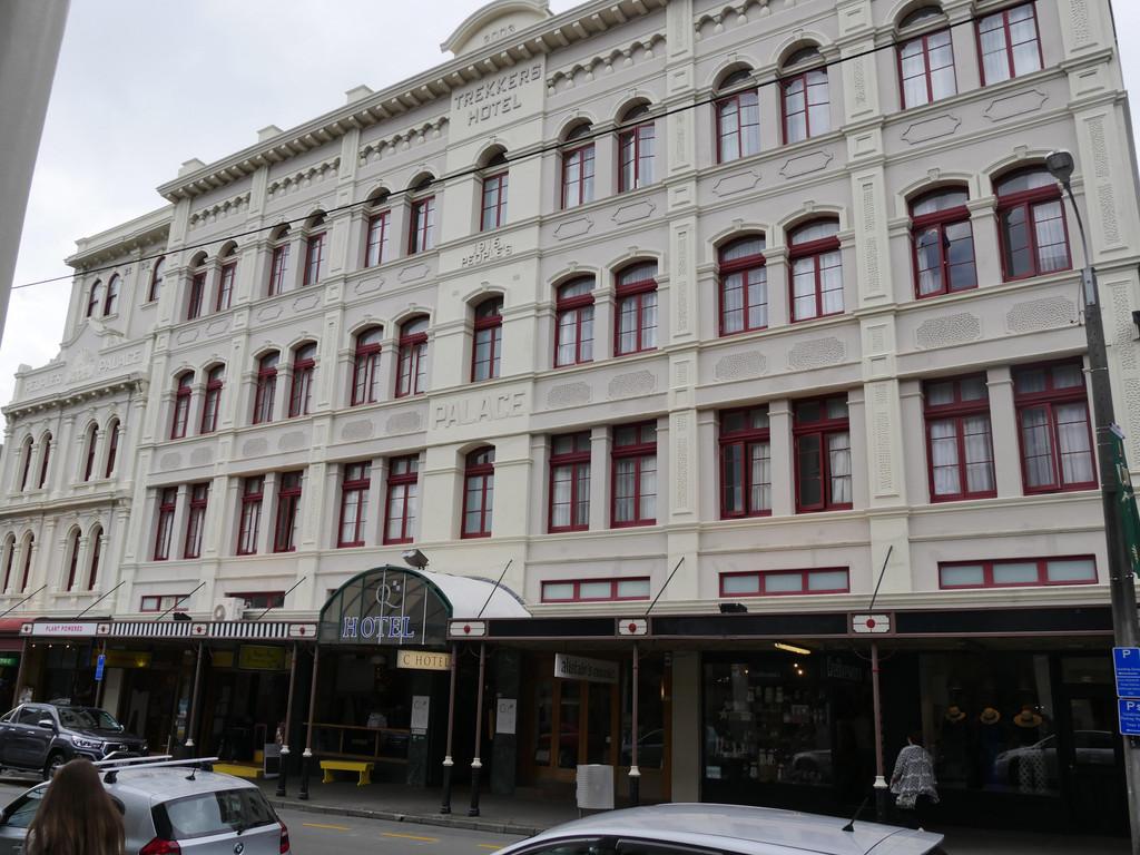 CQ Comfort Hotel *** in Wellington