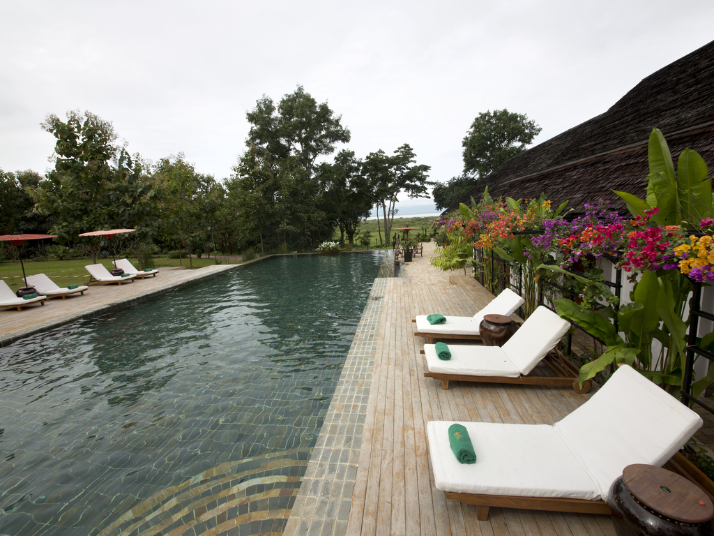 Villa Inle Resort **** in Inle-See