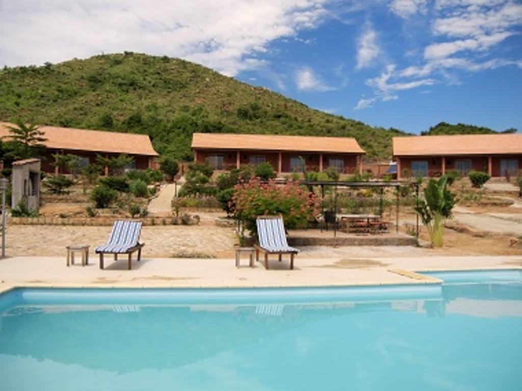 Hotel Princess Tsiribihna ** in Miandrivazo