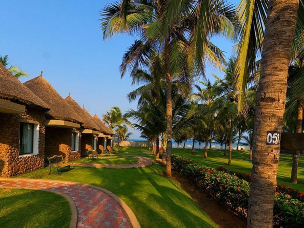 MGM Beach Resort ***(*) in Mahabalipuram