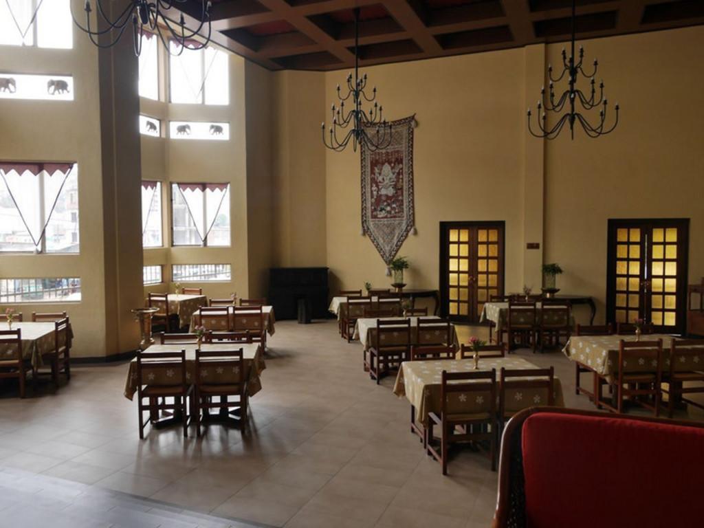 Windsor Hotel *** in Nuwara Eliya