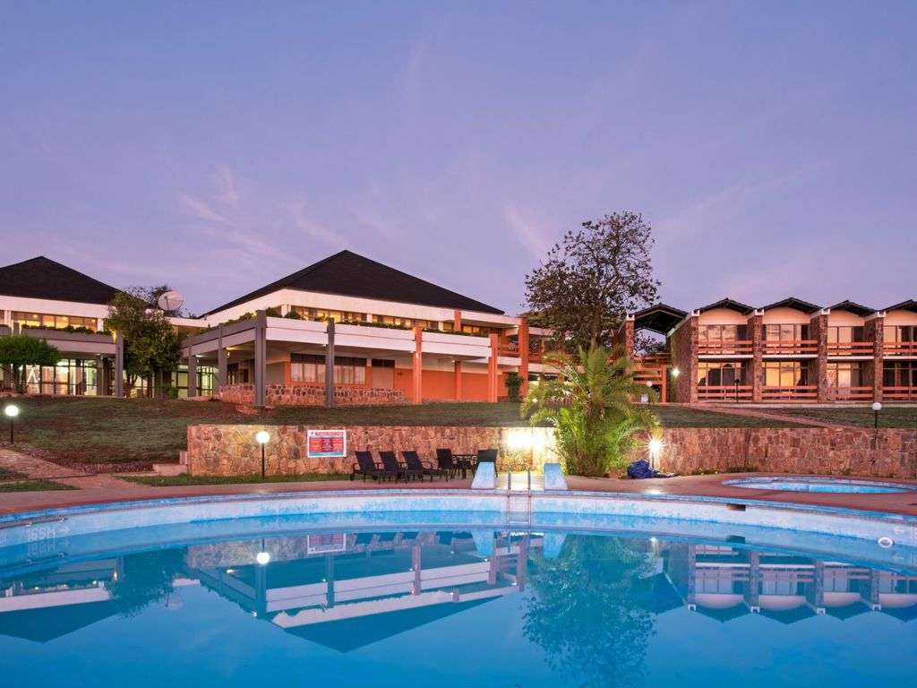 Akagera Game Lodge *** am Akagera-Nationalpark