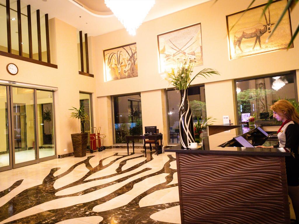 Oryx **** in Aqaba