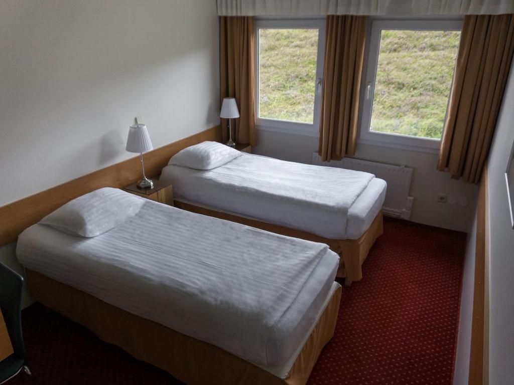 Hotel Skaftafell *** in bei Skaftafell