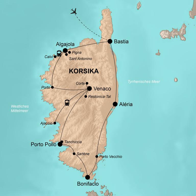 Frankreich: Korsika – Insel der Schönheit