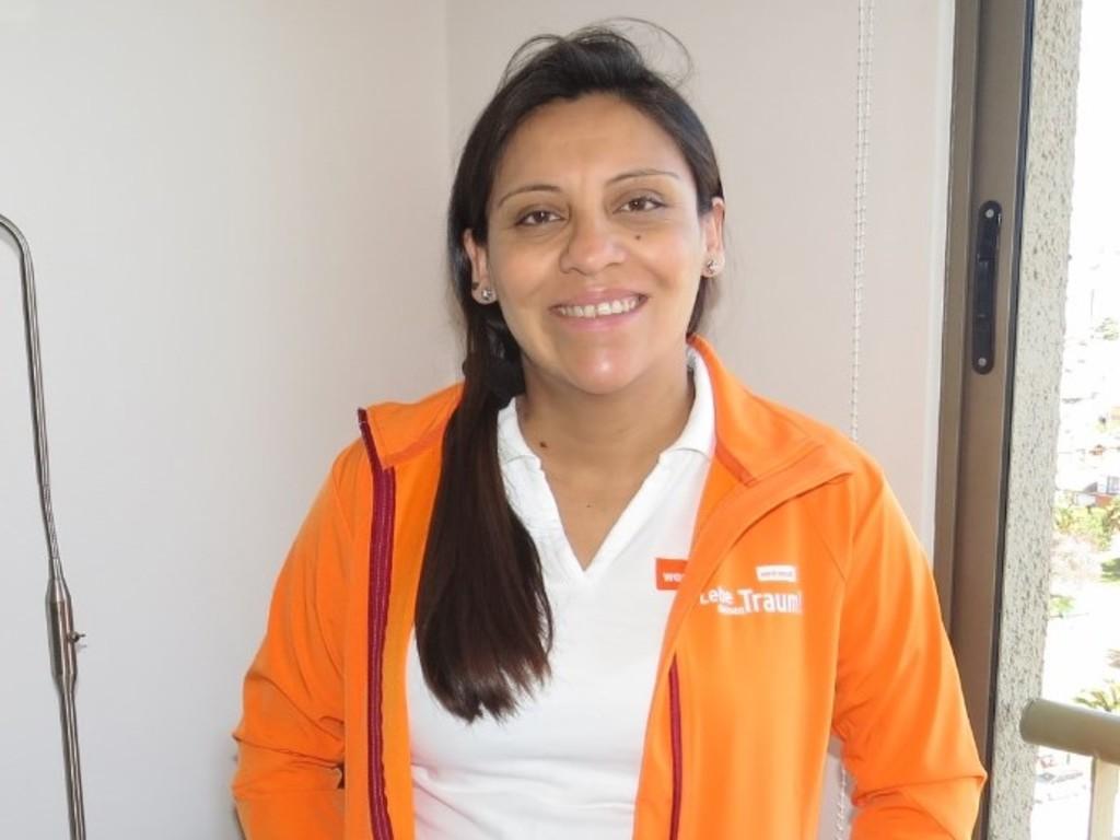 Pamela Carvajal