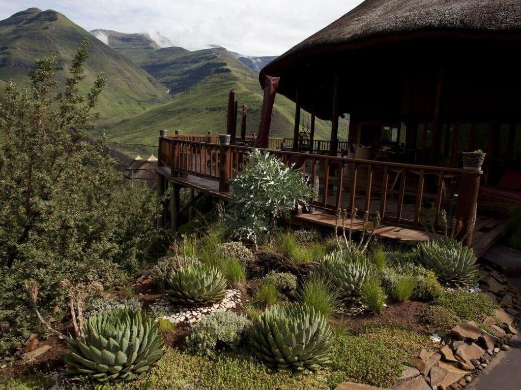 Maliba River Lodge *** in Lesotho