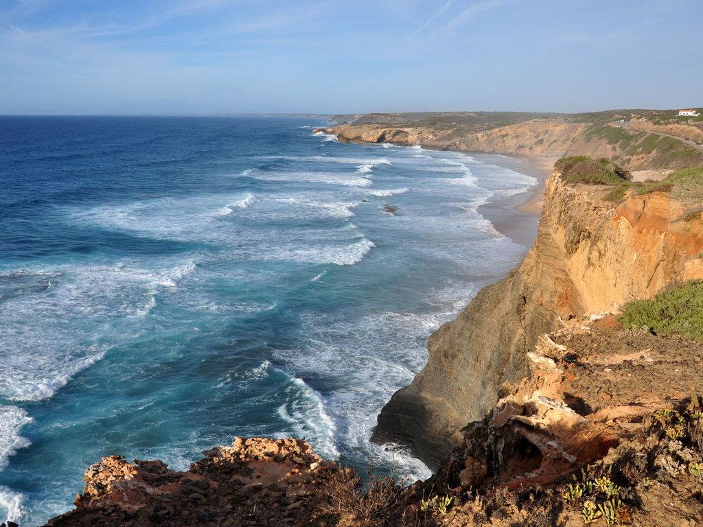 Costa Vicentina: Wanderung auf dem Fisherman's Trail entlang der Küste, Fahrt nach Sagres und dem Cabo de São Vicente