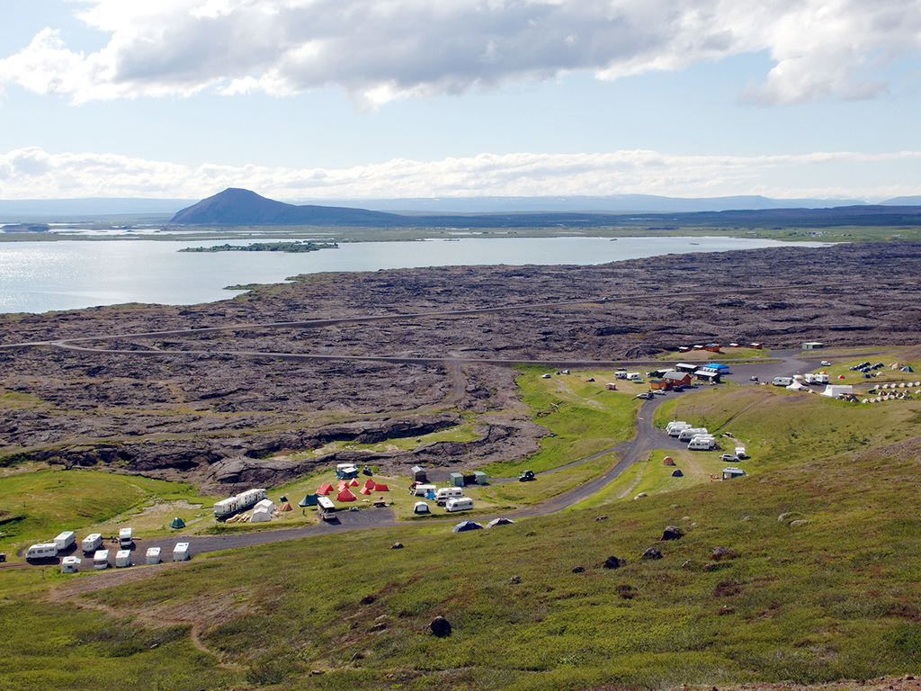 Hlid Bed and Breakfast am Myvatn-See