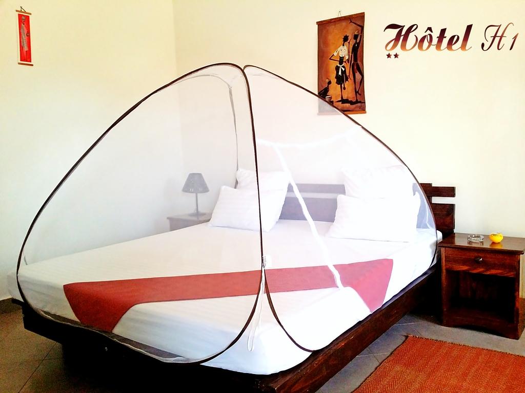 Hotel H1 Isalo *** in Ranohira