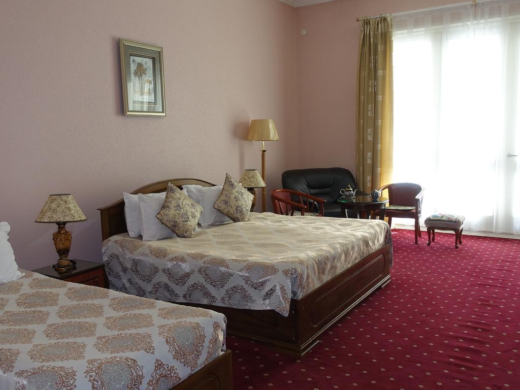 Hotel Konstantin***(*) in Samarkand