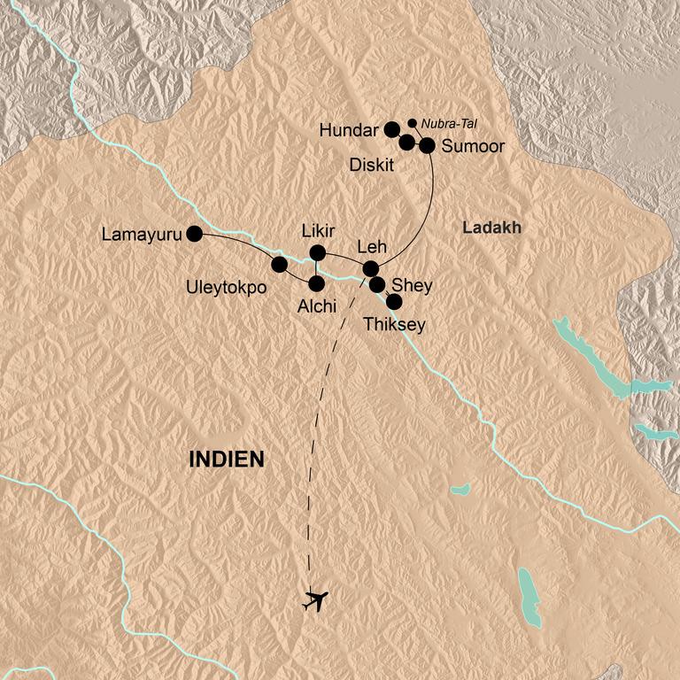 Indien: Ladakh – Land der Götter und Mythen