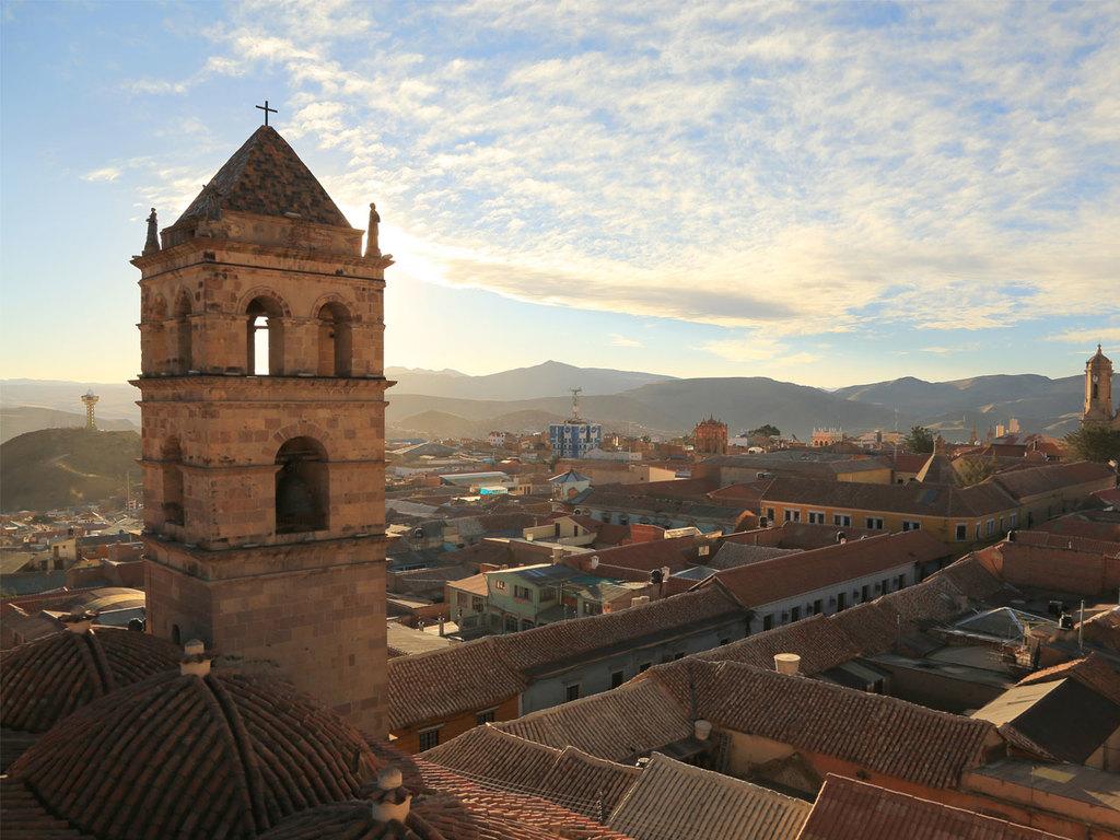 Sucre – Potosí  : Stadtrundgang in Potosí
