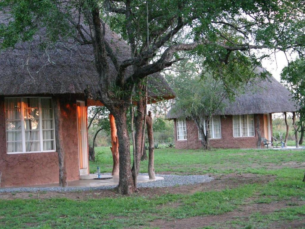 Ndlovu Camp ** im Hlane Royal-Nationalpark