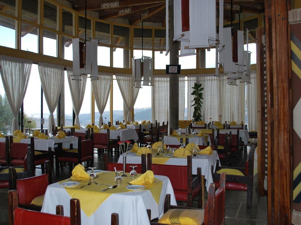 Hotel Goha ***(*) in Gondar