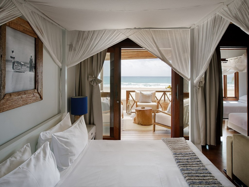Sentidos Beach Retreat  ***** in Praia Tofo bei Inhambane
