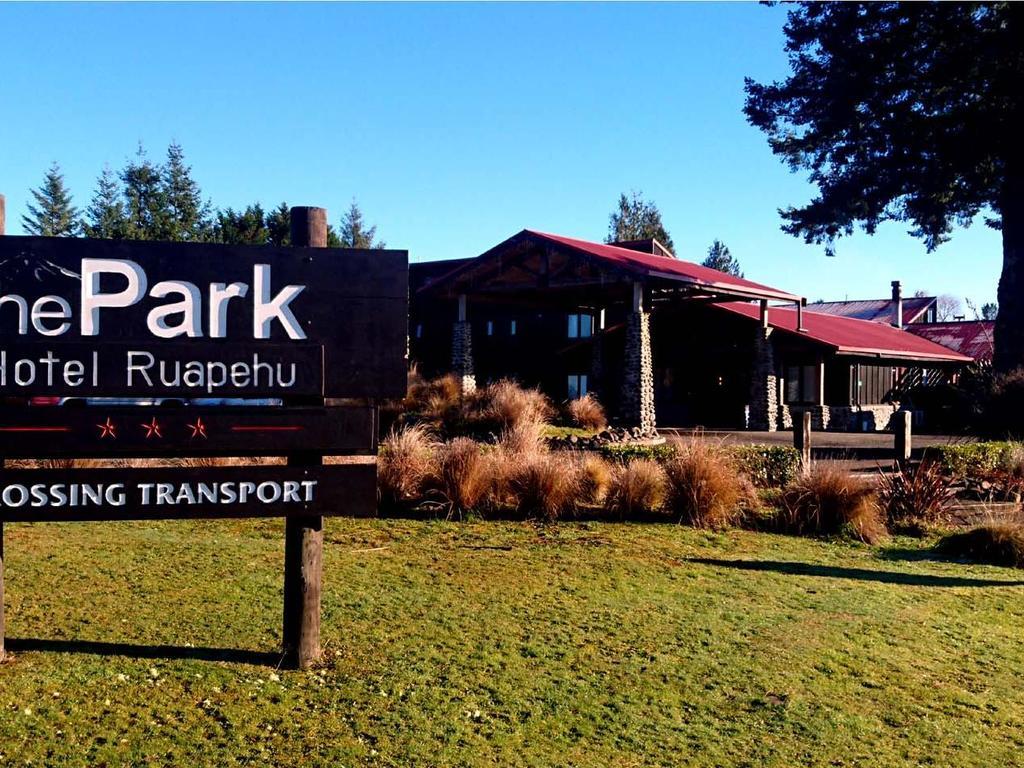 The Park Ruapehu *** im Tongario-Nationalpark