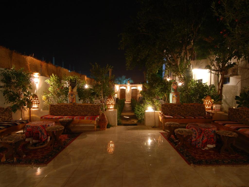 El Gezira Garden  *** in Luxor