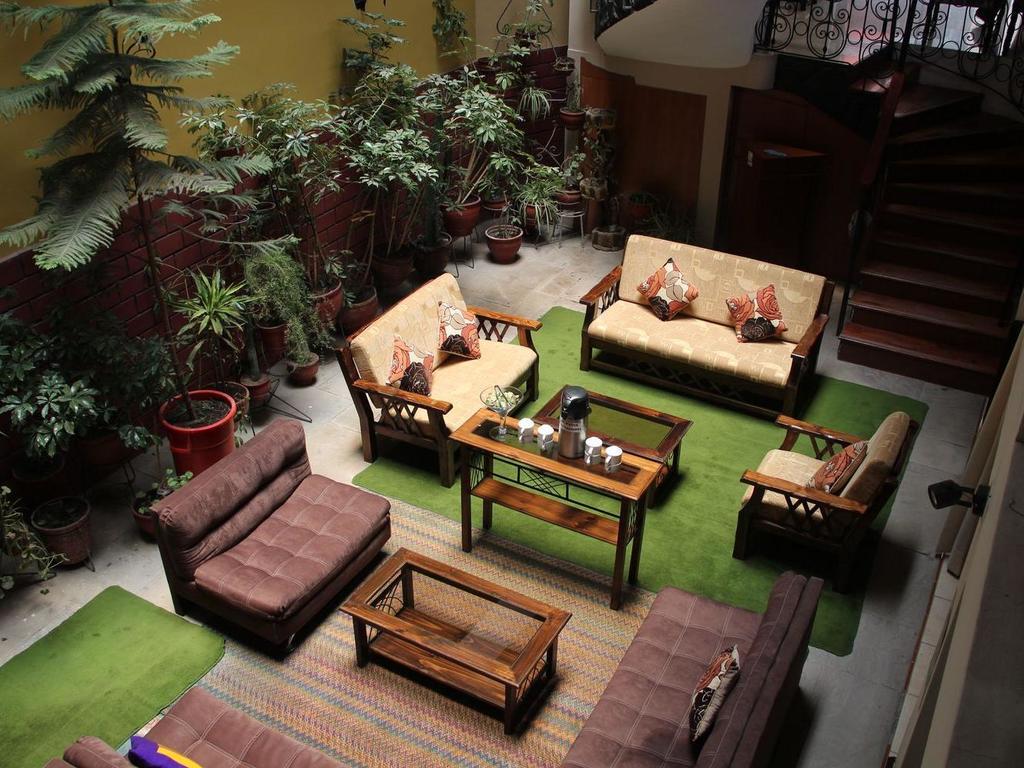 Hotel Casona Plaza Centro *** in Puno