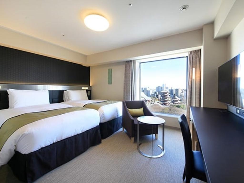 Hotel Richmond Premier Asakusa International*** in Tokyo