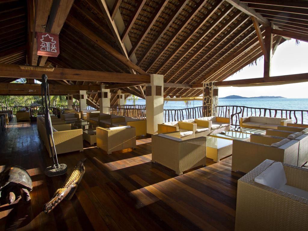 Anjimarango Resort ***(*) in Nosy Bé
