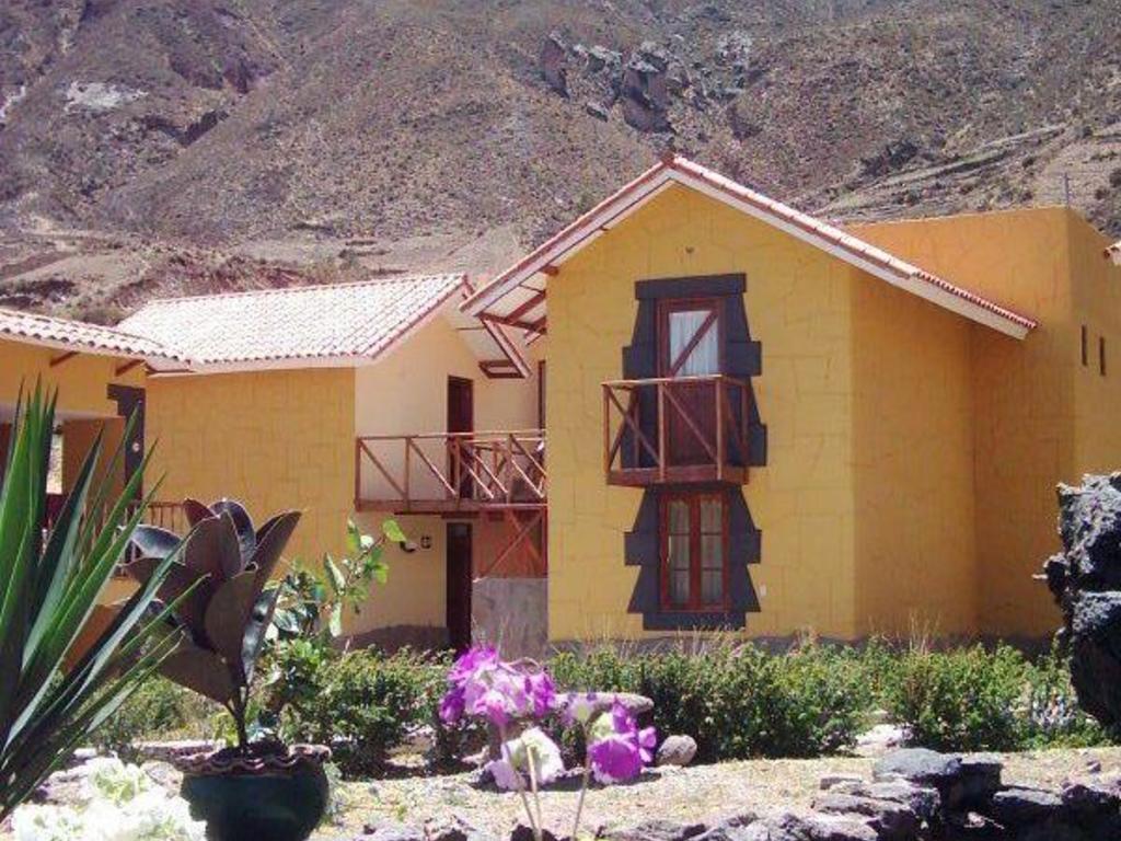 Inkari Eco Lodge *** in Chivay