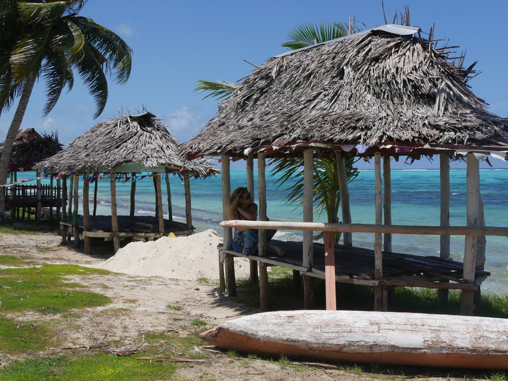 Lauiula Beach Fales  in Lano