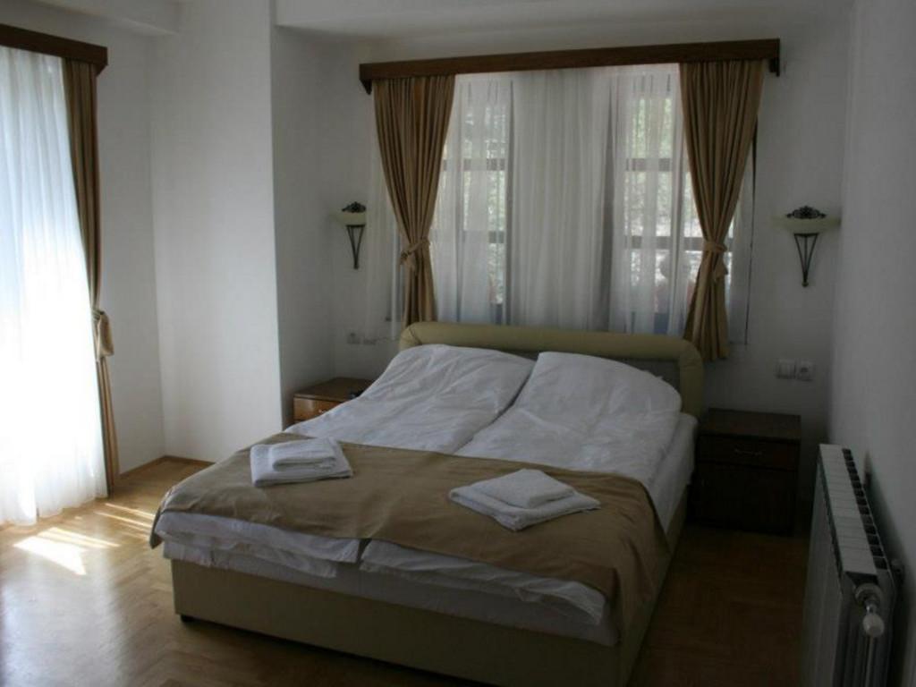 Gästehäuser  in Vevčani