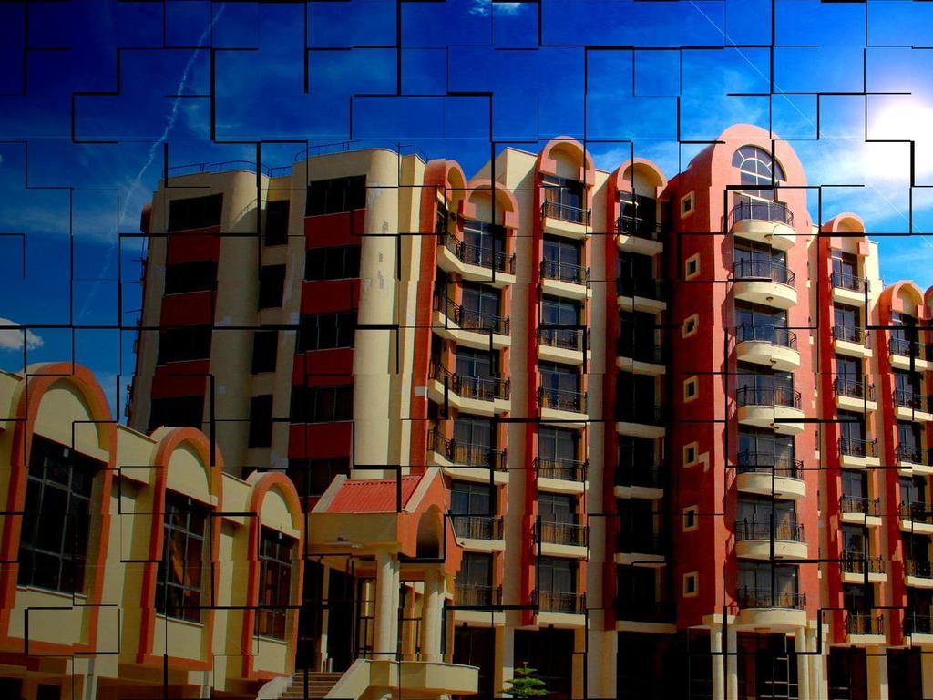 Hotel Axum  *** in Mekele