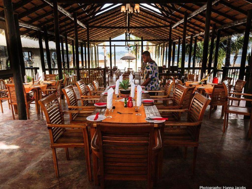 Nghunghwa Lodge *** in Praia do Bilene