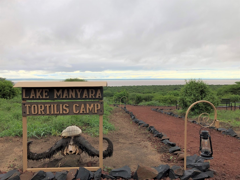Tortilis Tented Camp **** in Tarangire-Nationalpark