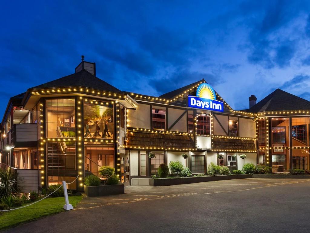 Days Inn by Wyndham Victoria Uptown *** in Victoria