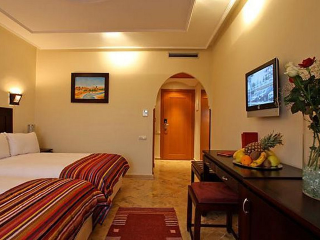 Hotel Les Trois Palmiers *** in Marrakesch